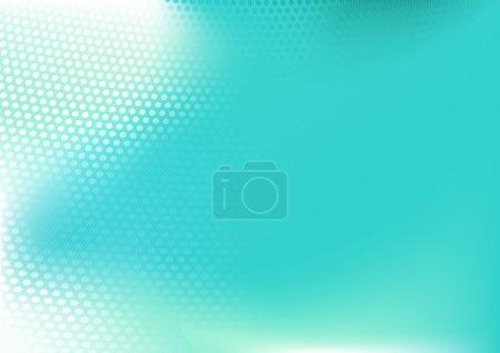 Foto de Composición de puntos y líneas curvas, ideales para fondos, o capas sobre otras imágenes - Imagen libre de derechos