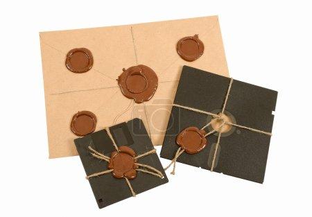 Top secret correspondence