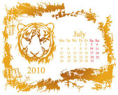 July month