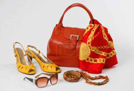 Photo for Woman accessories - Royalty Free Image