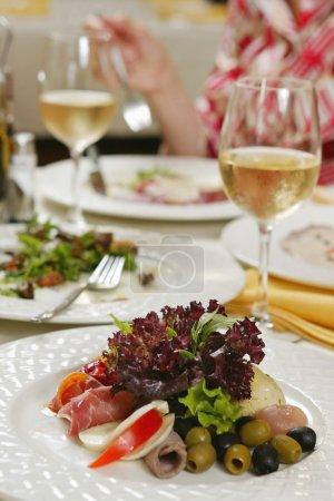 Photo for Fresh tasty dinner - Royalty Free Image