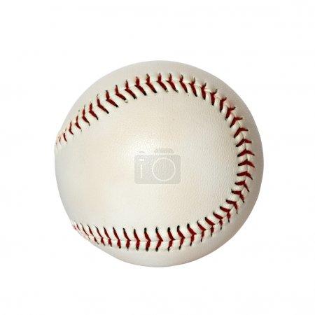 Base ball isolated on white background