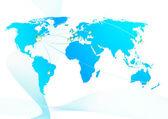 Global trade relations; clip-art