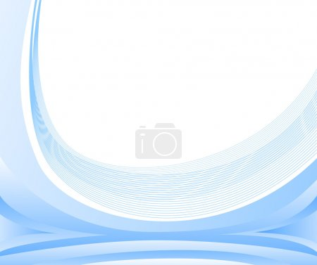 Blue background for documents