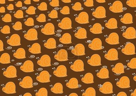 Snail pattern