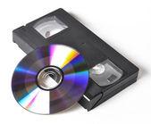 Videokaseta a disku