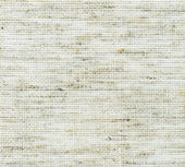 Textile flax fabric wickerwork texture