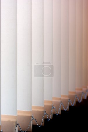 Photo for Texture of window shade. Element of design. - Royalty Free Image