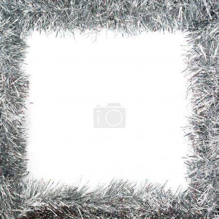 Photo for New Year Frame. Element of design. - Royalty Free Image