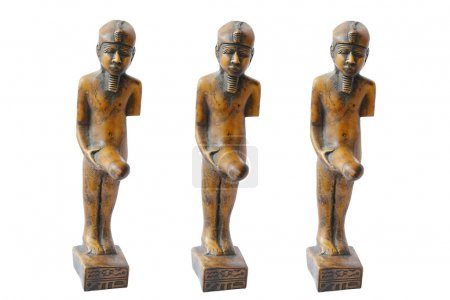 Statuette of the Egyptian god of fertili