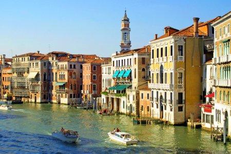 Grand Channel in Venice