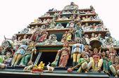 Sculptures of Hindu Temple
