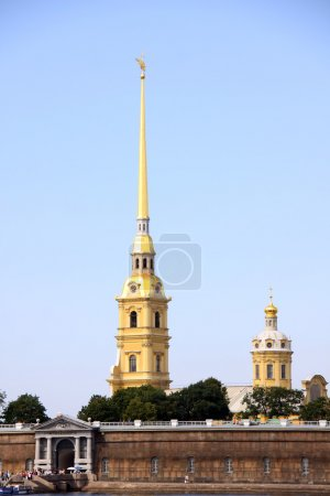 The Peter and Paul Fortress, St. Peters