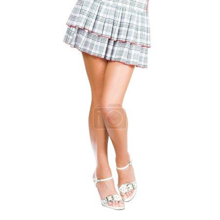 Fit lady legs