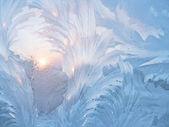 Frost und Sonne