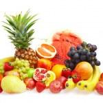 Ripe fresh fruit. Wholesome food....
