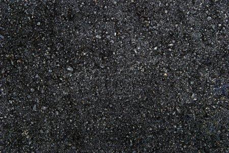 Photo pour Surface de la texture pour le goudron asphalte - image libre de droit