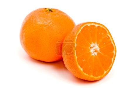 Orange citrus clementine