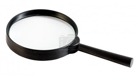 Lupe, magnification glass