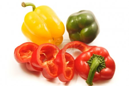 Sweet (bell) pepper