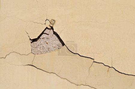 Photo pour Béton ancienne texture murale - image libre de droit