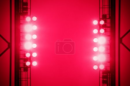 Photo for Rad Floodlight - Royalty Free Image