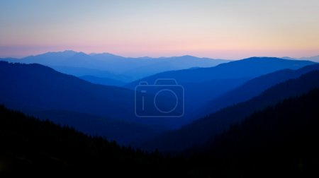 Photo for Wild untouched nature mountains - Royalty Free Image