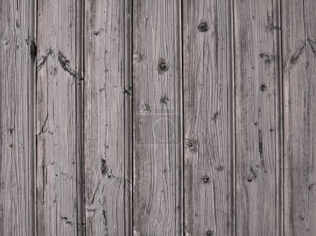 Close up of old weathered wooden surface...