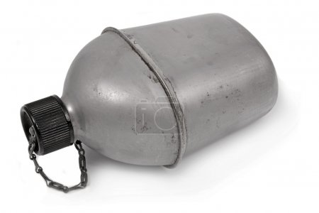 Vintage army canteen