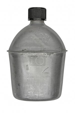 Vintage canteen