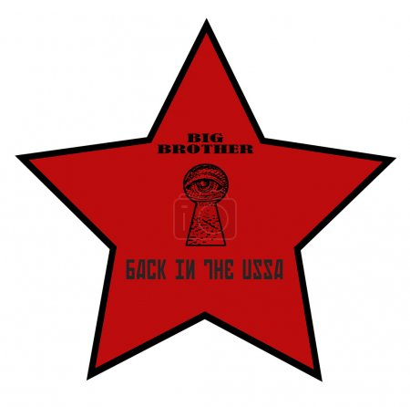 Warning big brother red star back in the ussa with...