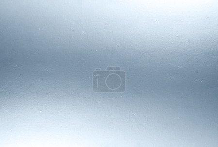 Bright blue metal texture