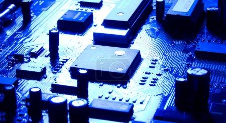 Puce informatique