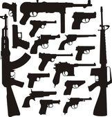Gun collection II - World legends