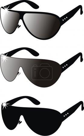 Sunglasses - a fashion, sports, beauty