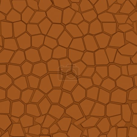 Structure of a natural stone. Vector illustration...