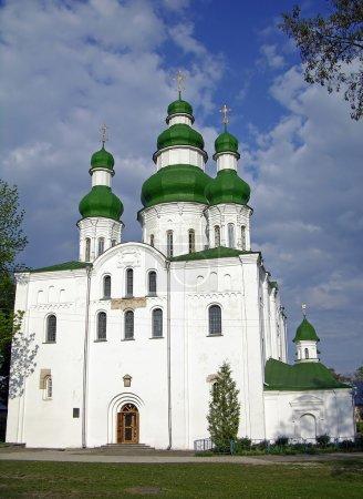 Photo for Uspensky cathedral of the Eletsky monastery in Chernigov, Ukraine - Royalty Free Image
