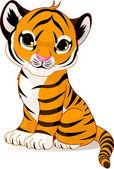 Roztomilý Tygřík