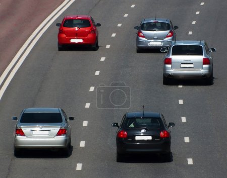 Photo for Highway traffic car road - Royalty Free Image