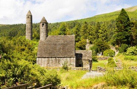 Saint Kevin's Church - Ireland