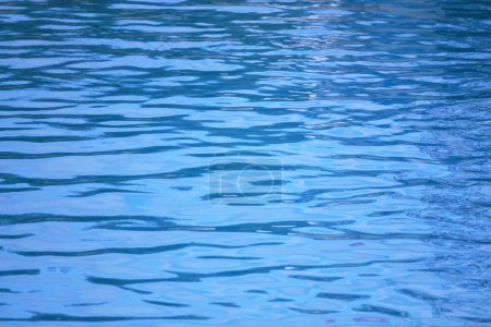 Photo for Blue water texture - Royalty Free Image