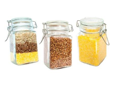 Set of Cereals
