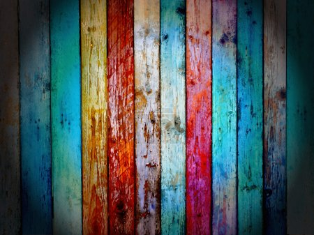 Photo for Vintage Wood Background - Royalty Free Image