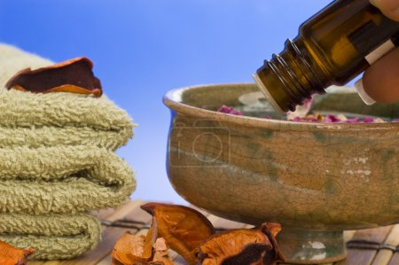 Photo for Alternative medicine: essence - Royalty Free Image