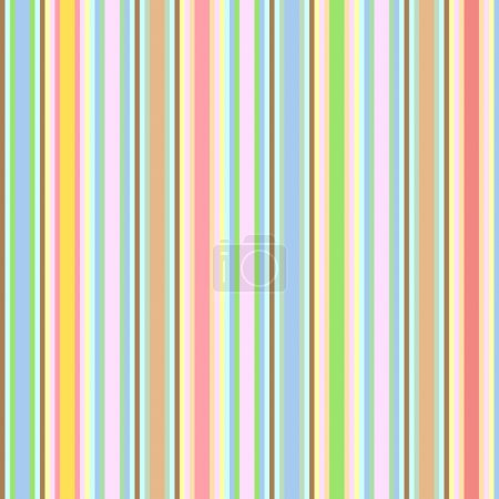 Seamless striped background