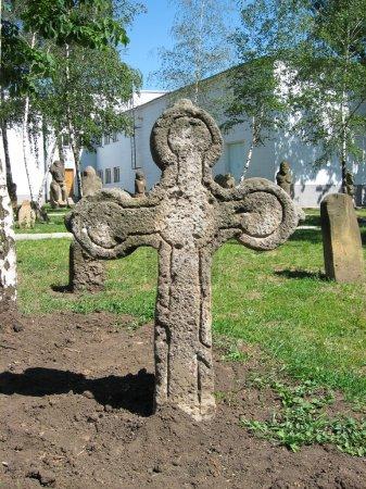 Stone idols of the ancient Slavs and Scythians (IX...