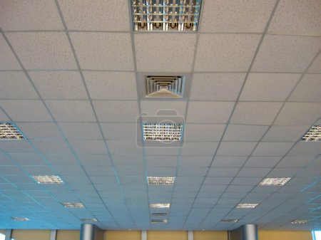 Ceiling overhead