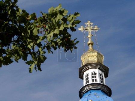 Churches cross