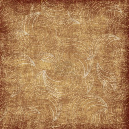 Photo for Brown abstract background - Royalty Free Image