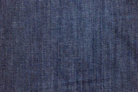 Photo pour Texture bleu jeans - image libre de droit